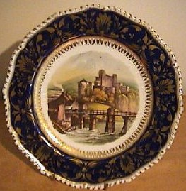 CH 8three4in Plate DERBY Bloor C1825 GBP240ish 01