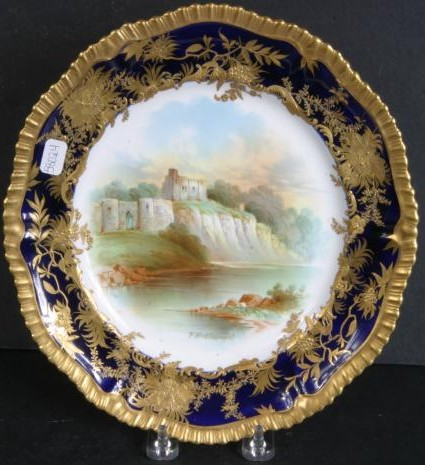 CH Castle HAMMERSLEY Plate 01