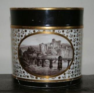 CHEPSTOW Derby Porter Mug 1810 02